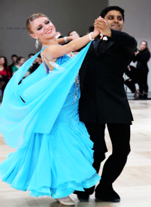 Katie and Fahmil